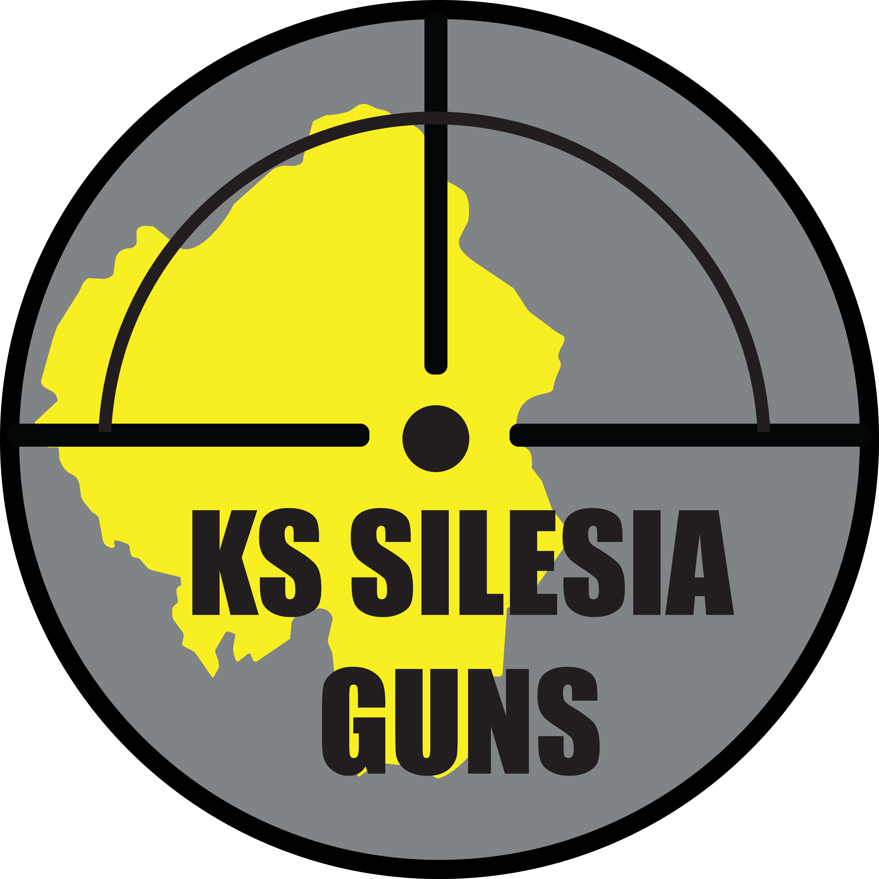 KS Silesia Guns Logo
